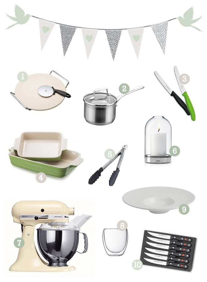 Best Wedding Gifts Ever.Top 10 Registry Gifts Of 2013