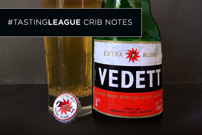 vedett-blond-tasting-notes