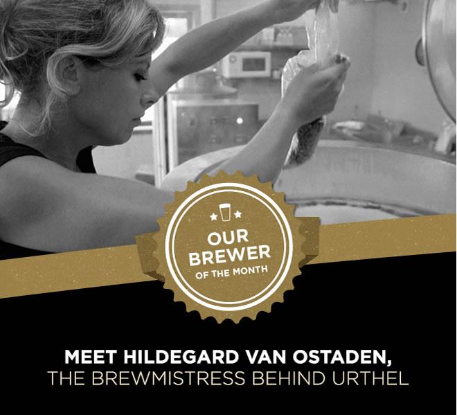 Meet Hildegard van Ostaden, the brewmistress behind Urthel