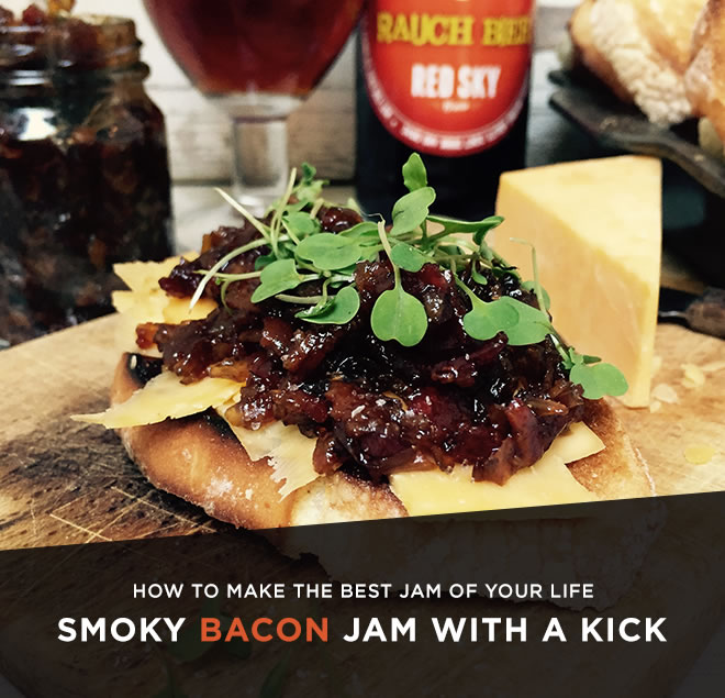 Article Banner - Bacon jam