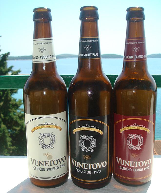 Croatian craft beer