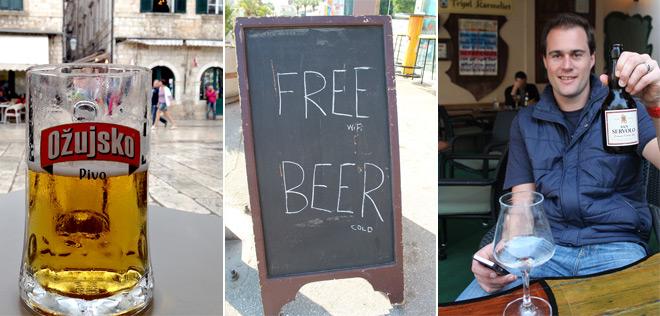 Croatian-beers