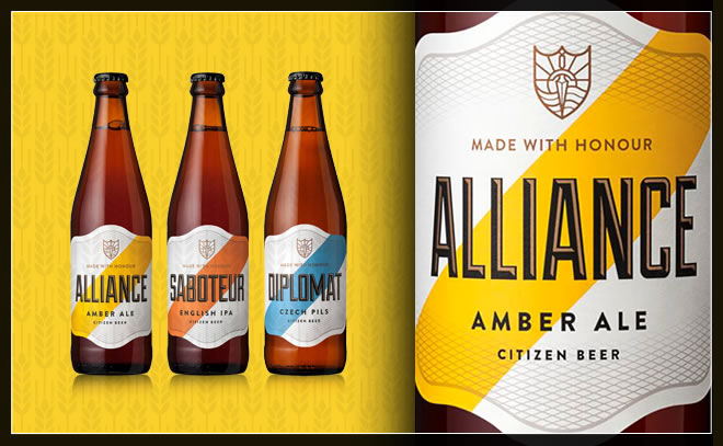 Citizen Beer And Monday Design  The Alliance Of Craft And Creativity