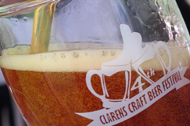 Clarens beer festival
