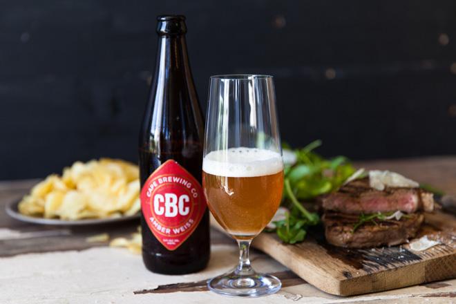steak and craft beer