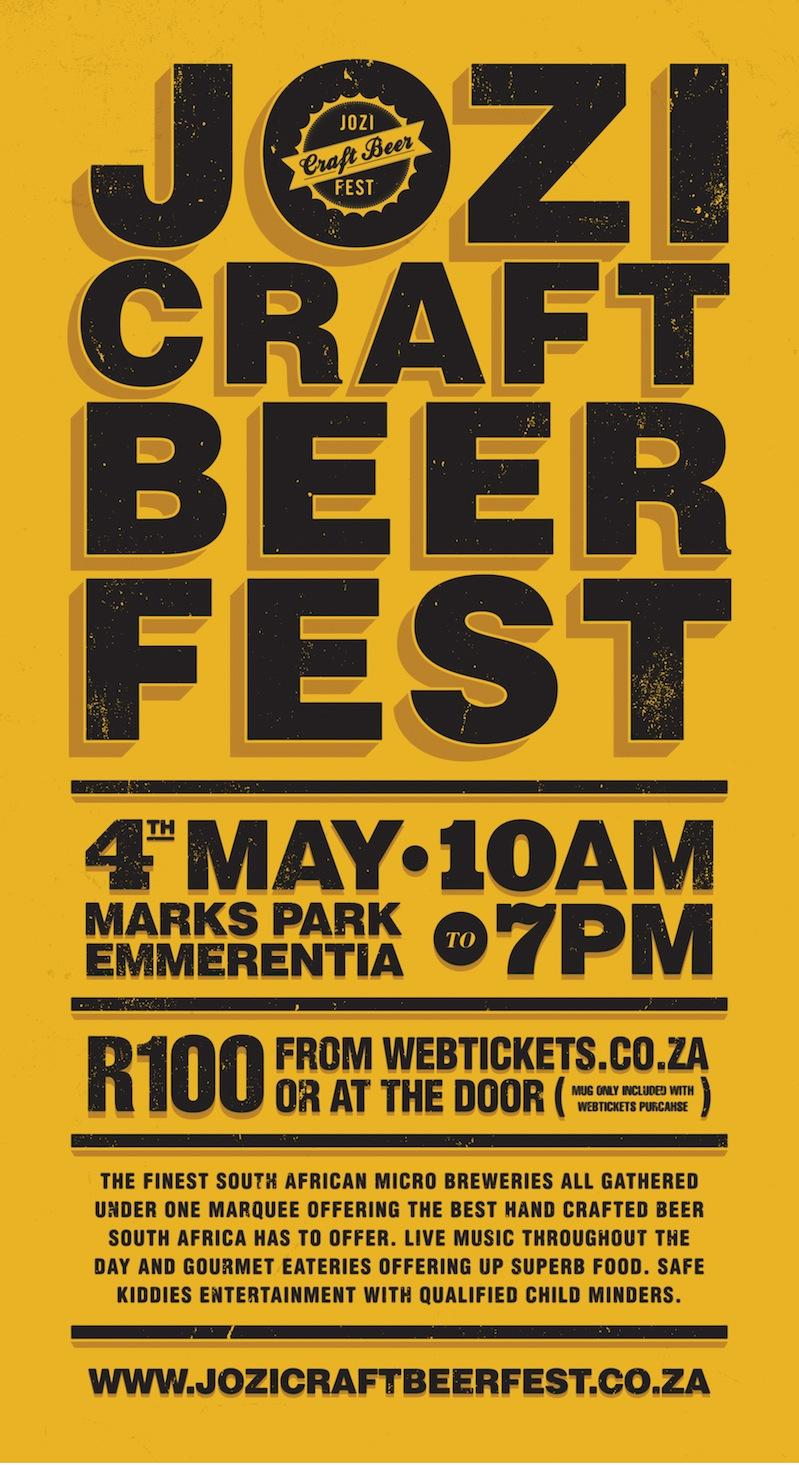 Jozi Craft Beer Fest 2013