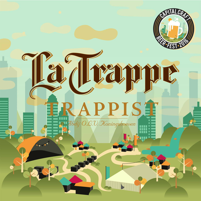 our chat with la trappe trappist brewery the league of. Black Bedroom Furniture Sets. Home Design Ideas