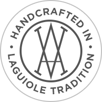 Handcrafted in Laguiole tradition