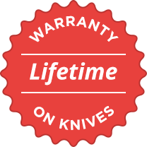 Lifetime Warranty on Wusthof Knives