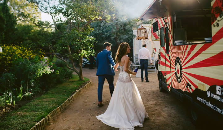 Yuppiechef recommends Lotus Food Truck for your Wedding