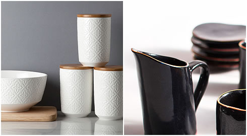 Stoneware & Ceramics