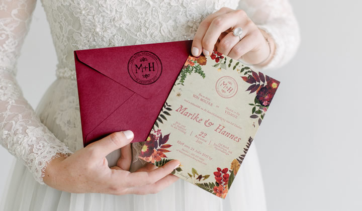 Yuppiechef recommends White Kite Studio for your Wedding Stationery
