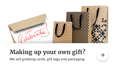 Yuppiechef Gift Tags, Greeting Cards and Gift Packaging