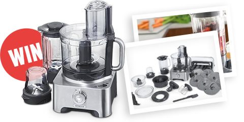 Kenwood MultiPro Excel Food Processor