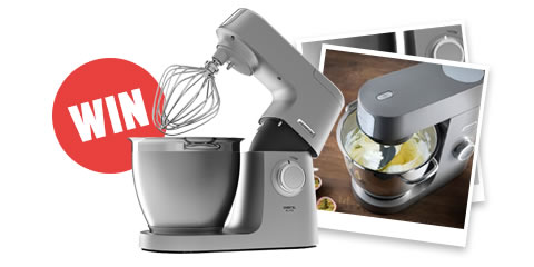 Kenwood Elite Chef XL Stand Mixer KVL6100S