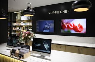 Yuppiechef Gardens Store interior