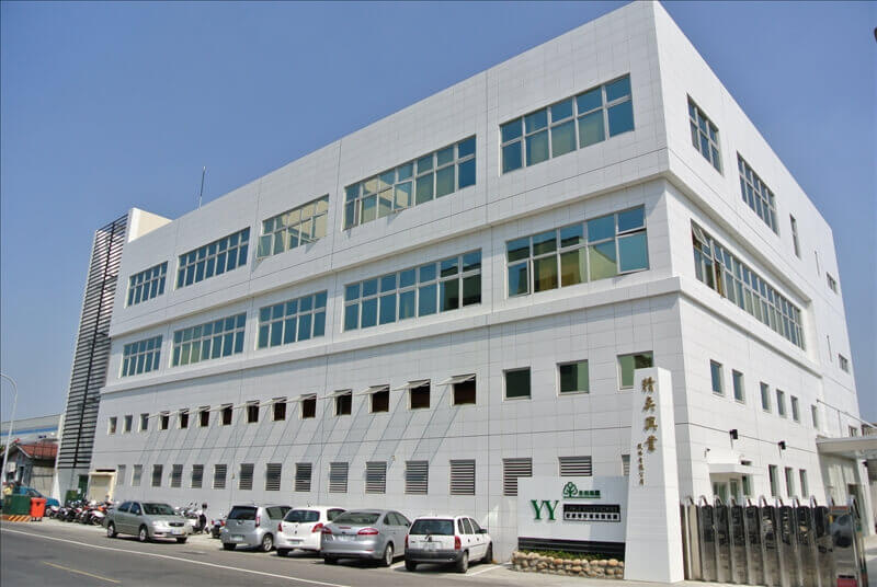 YY Cable Accessories' New Plant Construction Completed and Operates