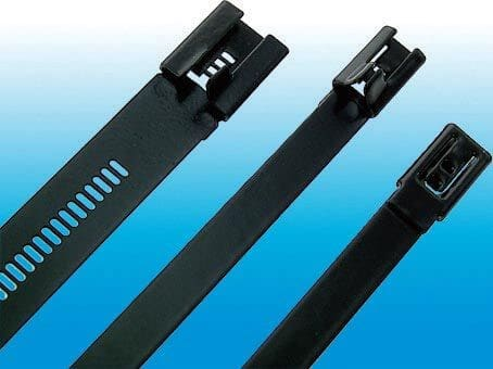 MULTI-LOCKING STAINLESS STEEL TIES