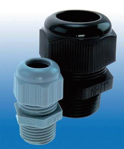 NYLON CABLE GLANDS-72 NPT