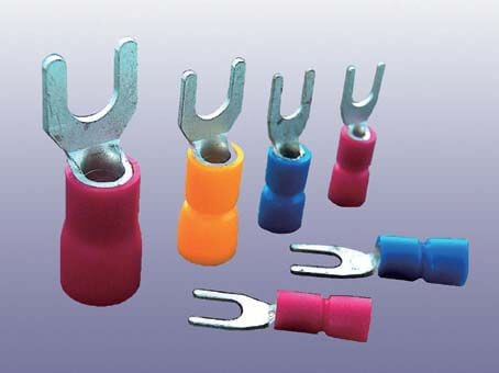 INSULATED FORK/ SPADE TERMINALS