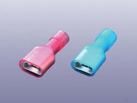 NYLON FULLY INSULATED FEMALE DISCONNECTORS