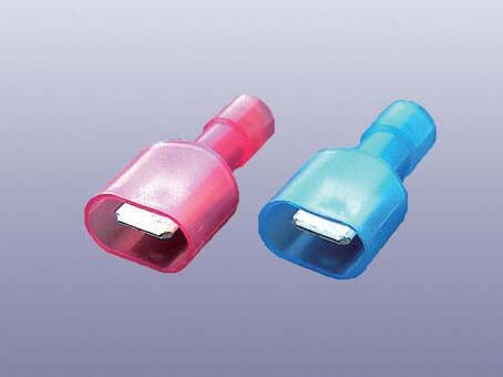 NYLON FULLY INSULATED MALE DISCONNECTORS