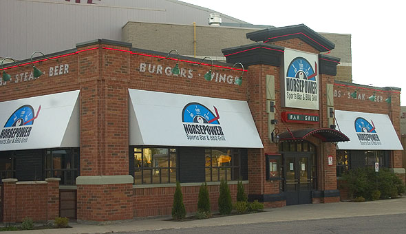 Image of Horsepower Sports Bar & BBQ Grill