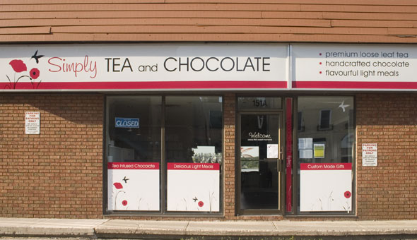 Image of Simply Tea and Chocolate