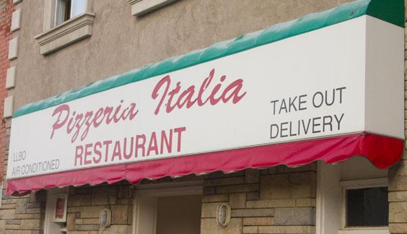 Image of Pizzeria Italia Restaurant