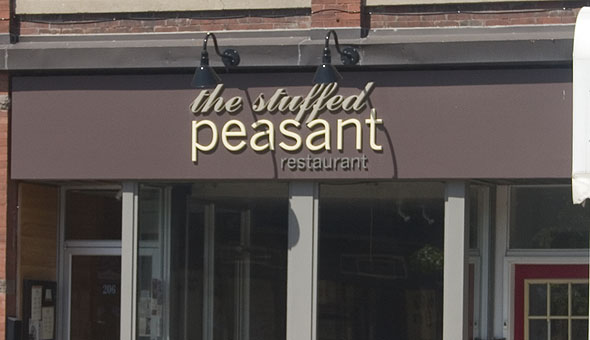 Image of The Stuffed Peasant