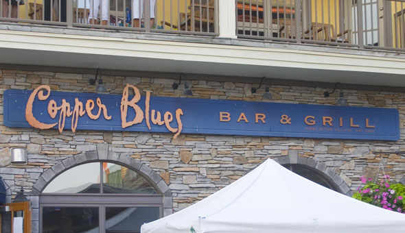 Image of Copper Blues Bar and Grill