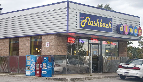 Image of Flashback Diner