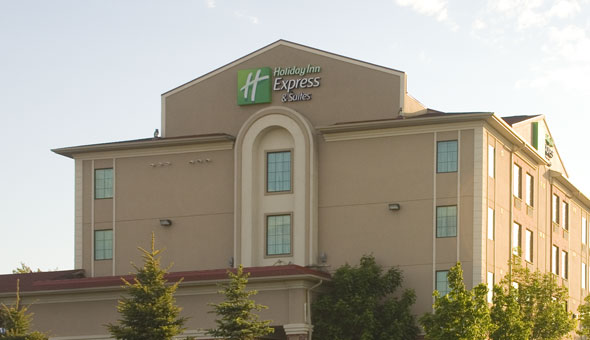 Image of Holiday Inn Express Barrie