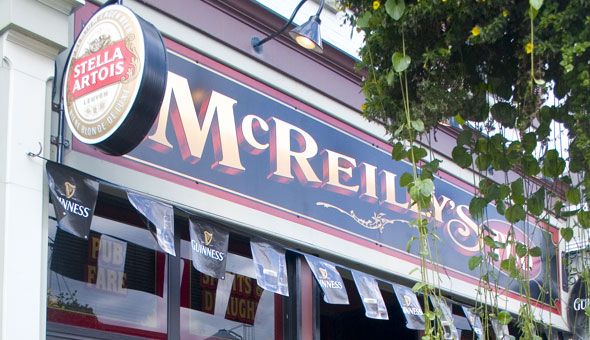 Image of Mcreilly's Pub & Resturant