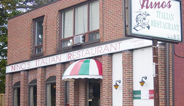 Image of Nino's Italian Restaurant