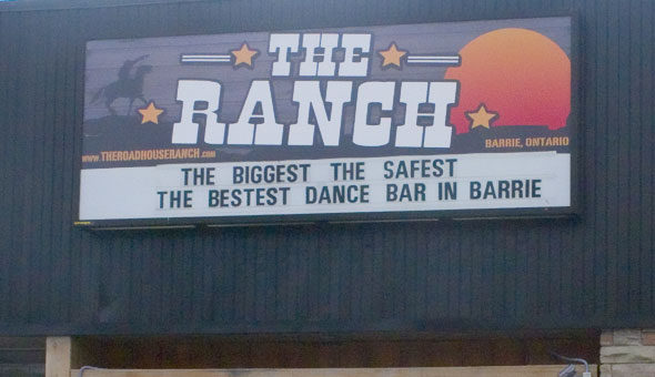 Image of The Ranch Bar