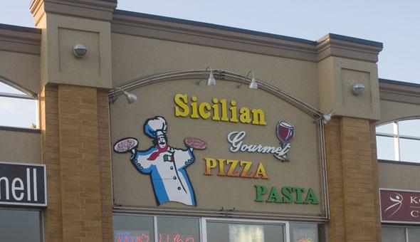 Image of Sicilian Gourmet Pizza & Pasta