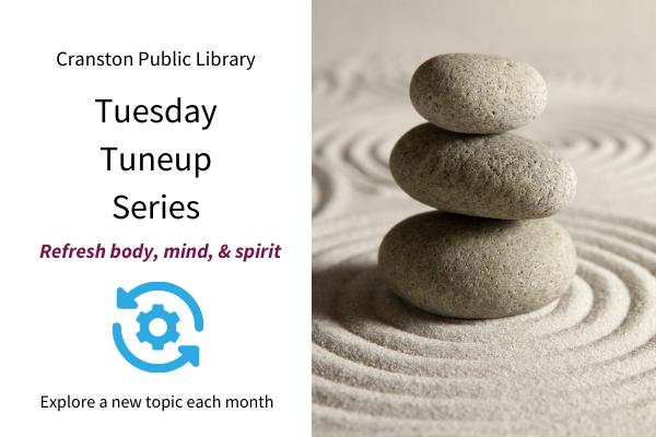 Tuesday Tuneup series logo