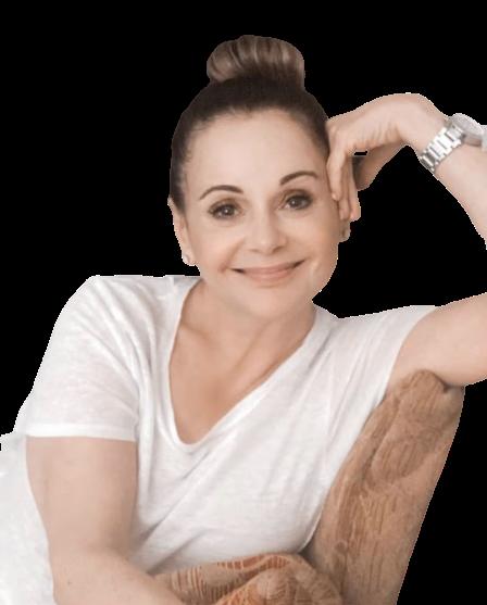 Head shot of presenter Ronni Eisenberg