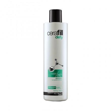 Cerafill Defy Shampoo Redken