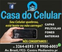 casa do celular
