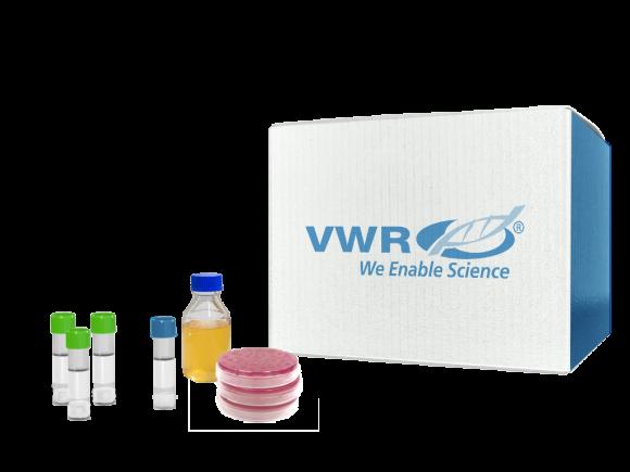 VWR International Endura™ Competent Cells SKU : 71003-038 package