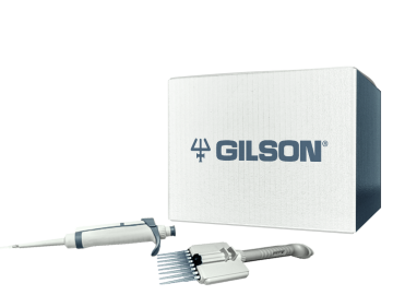 F144801, Gilson Pipetman 1 Channel Air-Displacement Micropipette 0.2-2 µl