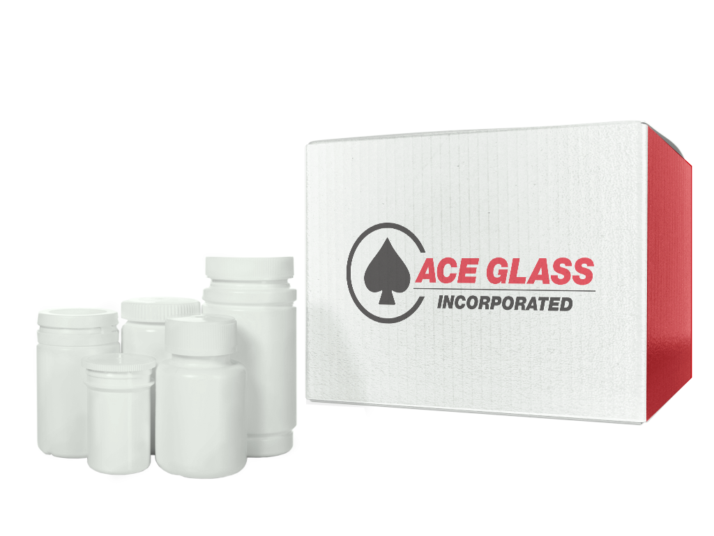 Serum Bottle, Ace Glass Incorporated - 5 mL (0.17 oz.)