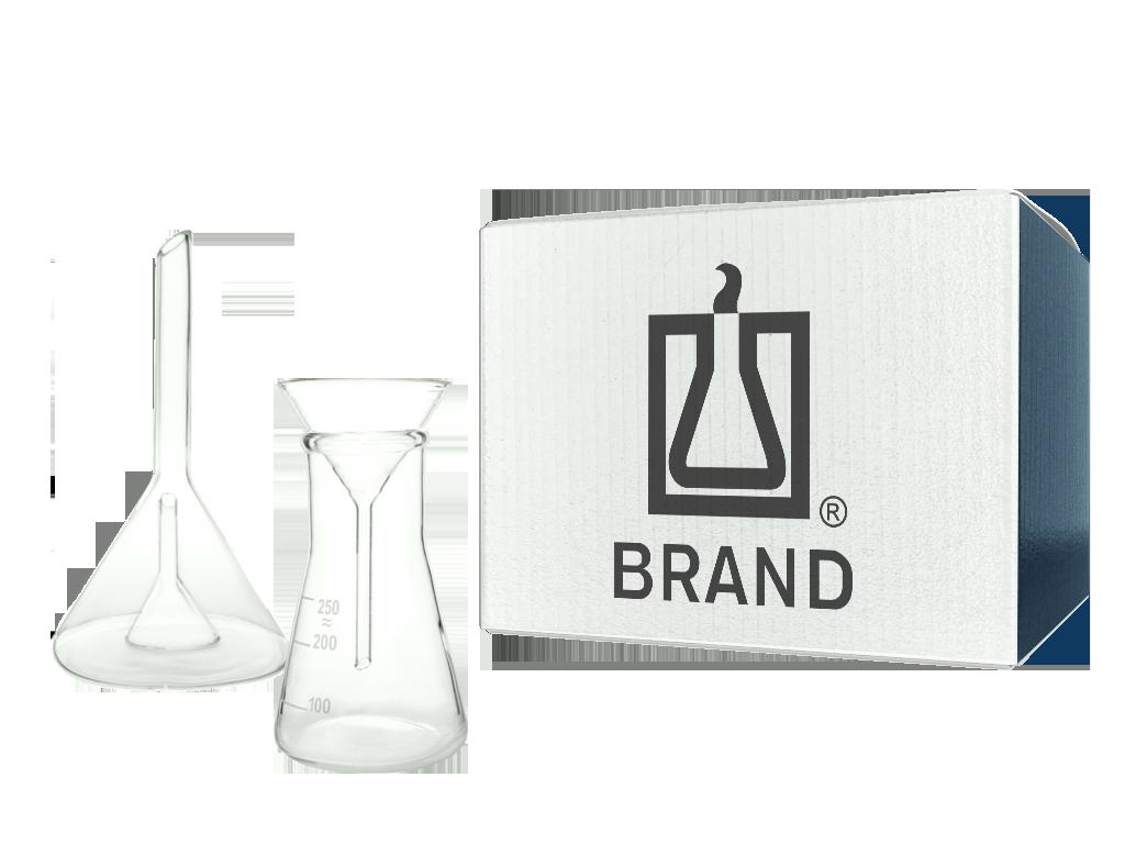 BRAND® funnel with internal fluting SKU : br148215
