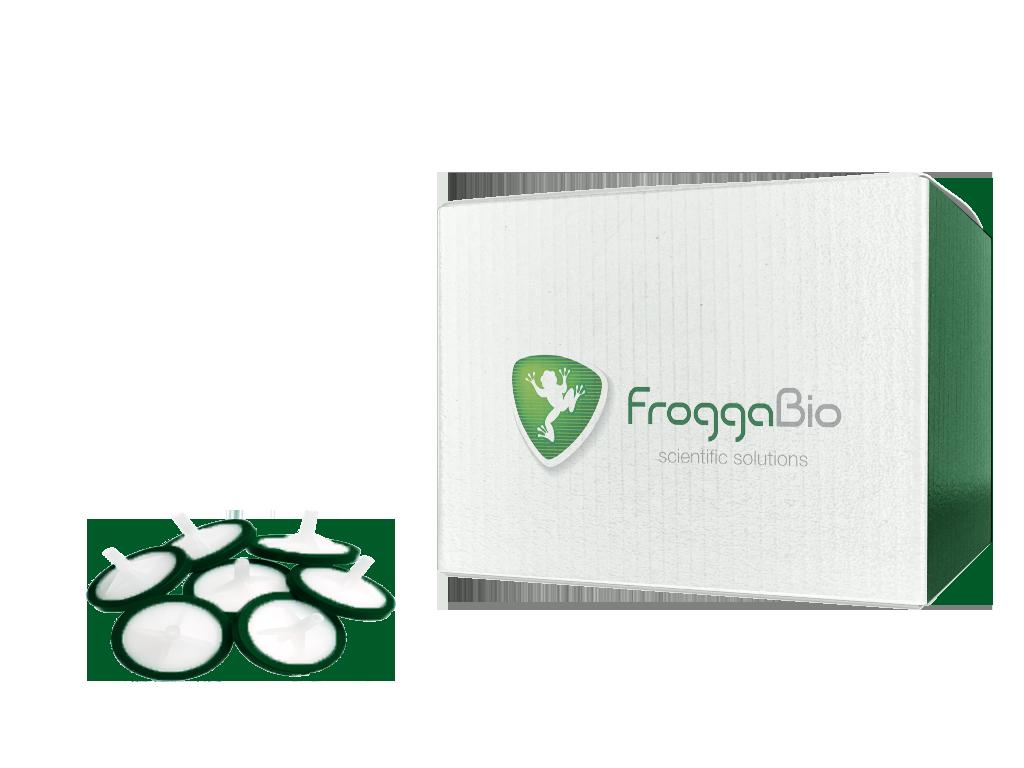 FroggaBio 0.22um PES syringe filter, 25 mm