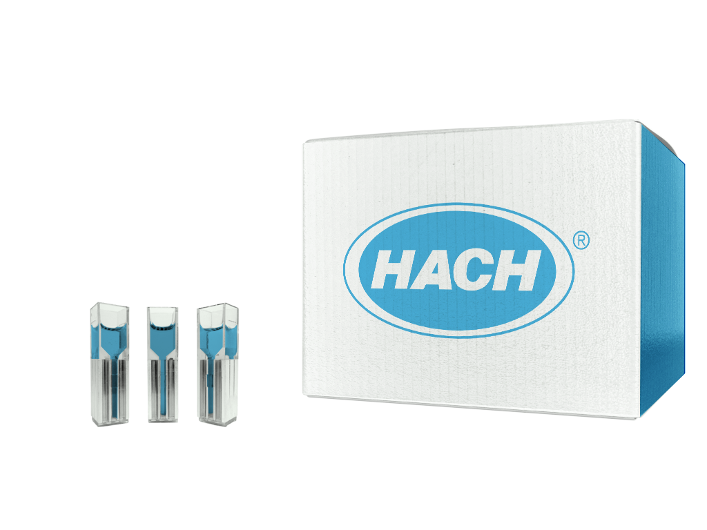 Sample Cell DR700/800/900 10-20-25ml Pack of 6 Screw Cap