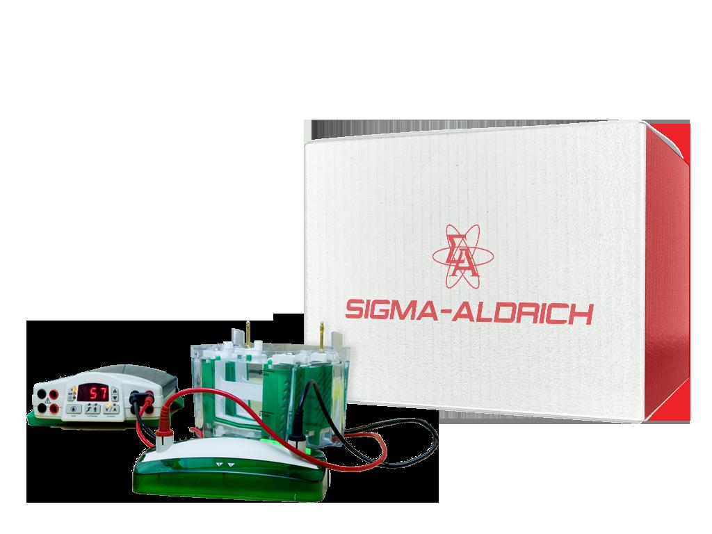 Maxi-Plus horizontal electrophoresis unit accessory SKU : Z339520