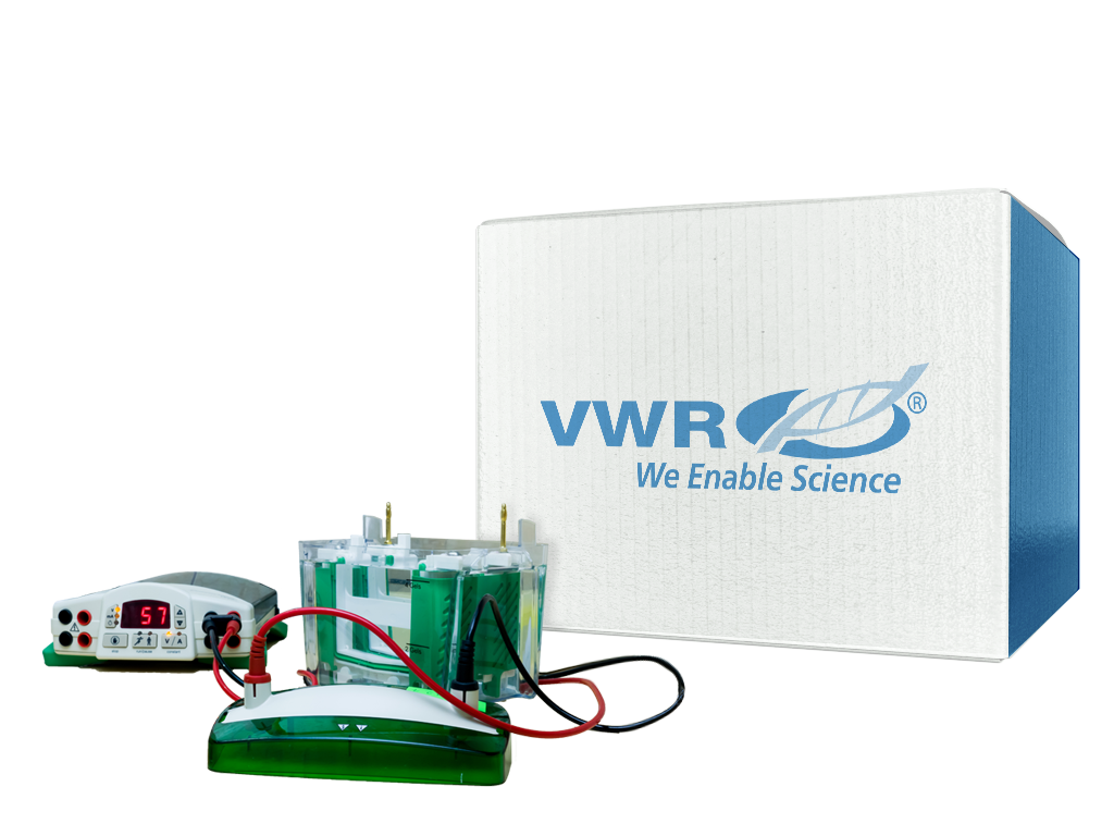 VWR® Electrophoresis Plates