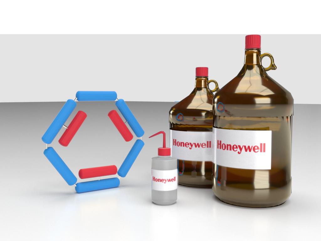 Ethanol Absolute Pe Bottle, Denaturated